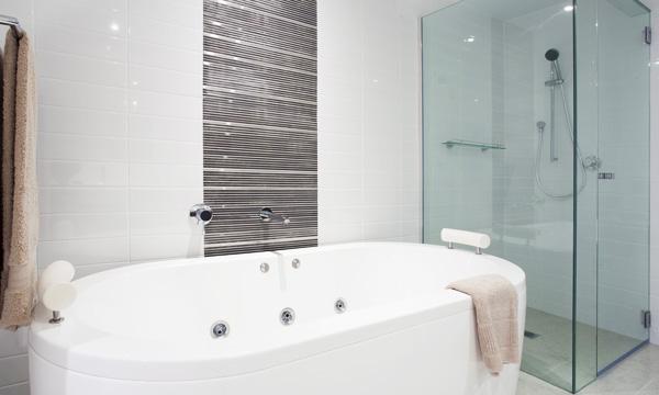 Bathroom Frameless Glass Door